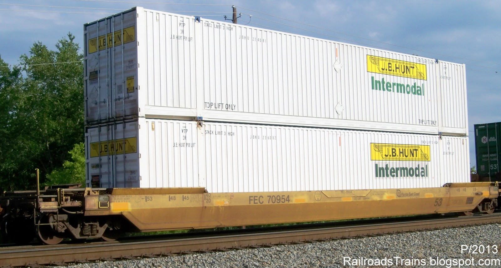 Railroad Containers Images - Reverse Search