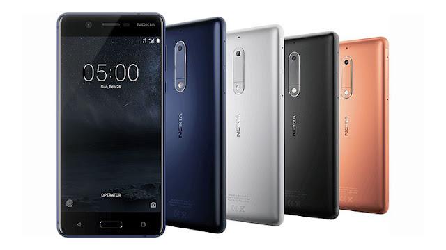 استعراض هاتف نوكيا 8 الجديد وتجربة الكاميرا-nokia 8