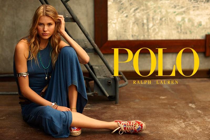 Polo Ralph Lauren Summer 2015 Campaign featuring Keke Lindgard 807d78912d5