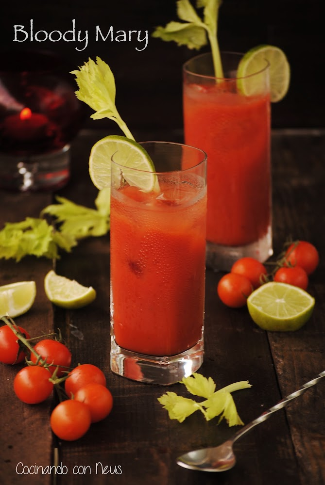 Cocinando con neus c ctel bloody mary for Coctel bloody mary