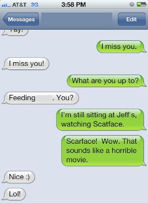 Dirty Mind Joke Text Messages History seem like jokes in ...