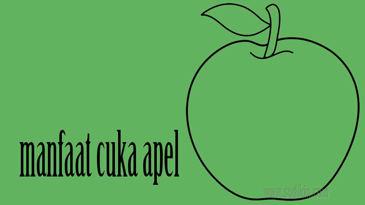 manfaat-cuka-apel-untuk-tubuh-manusia