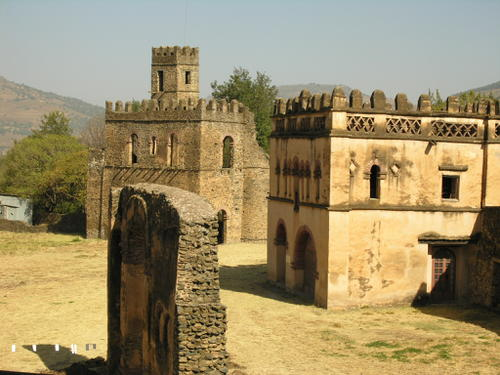 fasilides castle travel to ethiopia. Black Bedroom Furniture Sets. Home Design Ideas