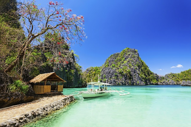 5objek wisata pantai yang paling indah difilipina