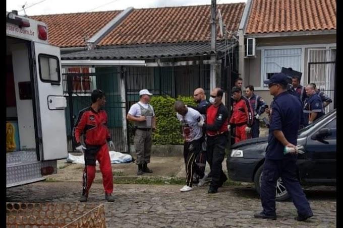 Mulher é assassinada pelo marido no bairro Moradas do Bosque em Cachoeirinha