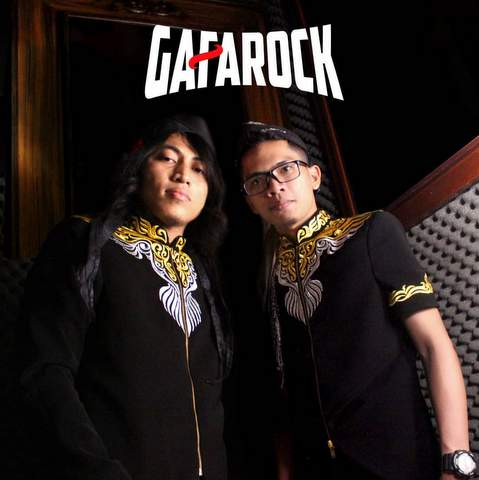 Foto Personil Band Gafarock