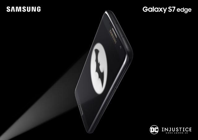 @SamsungSA Injustice Galaxy S7 Edge #thelifesway #photoyatra