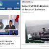 Kapal Patroli RI Diadang Kapal Malaysia, Berarti Prabowo Benar soal Pertahanan RI Lemah