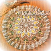 Carpeta crochet