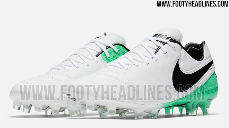 premium selection 81ddd 852d6 Unique White Nike Tiempo Legend 2017 Boots Released - Footy ...