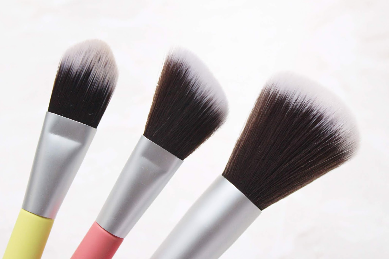 Benecos Vegan Face Brushes Review