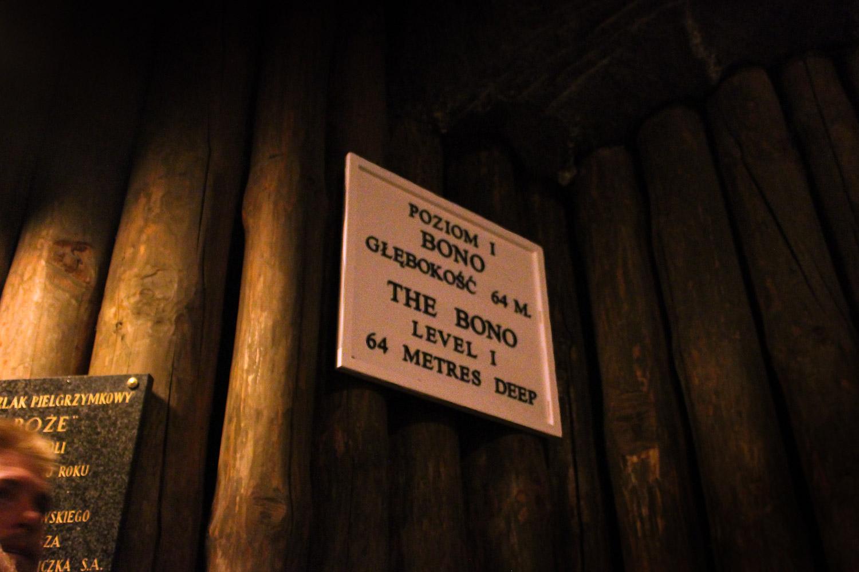 wieliczka salt mine tunnels