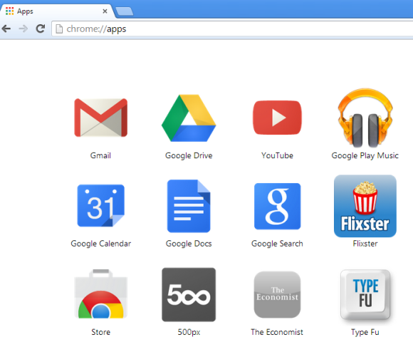 Chrome's Classic New Tab Page, No Longer Available