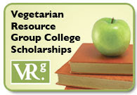 Vegetarian Resource Group College Scholarships