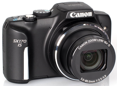 Review - Canon PowerShot SX170 IS