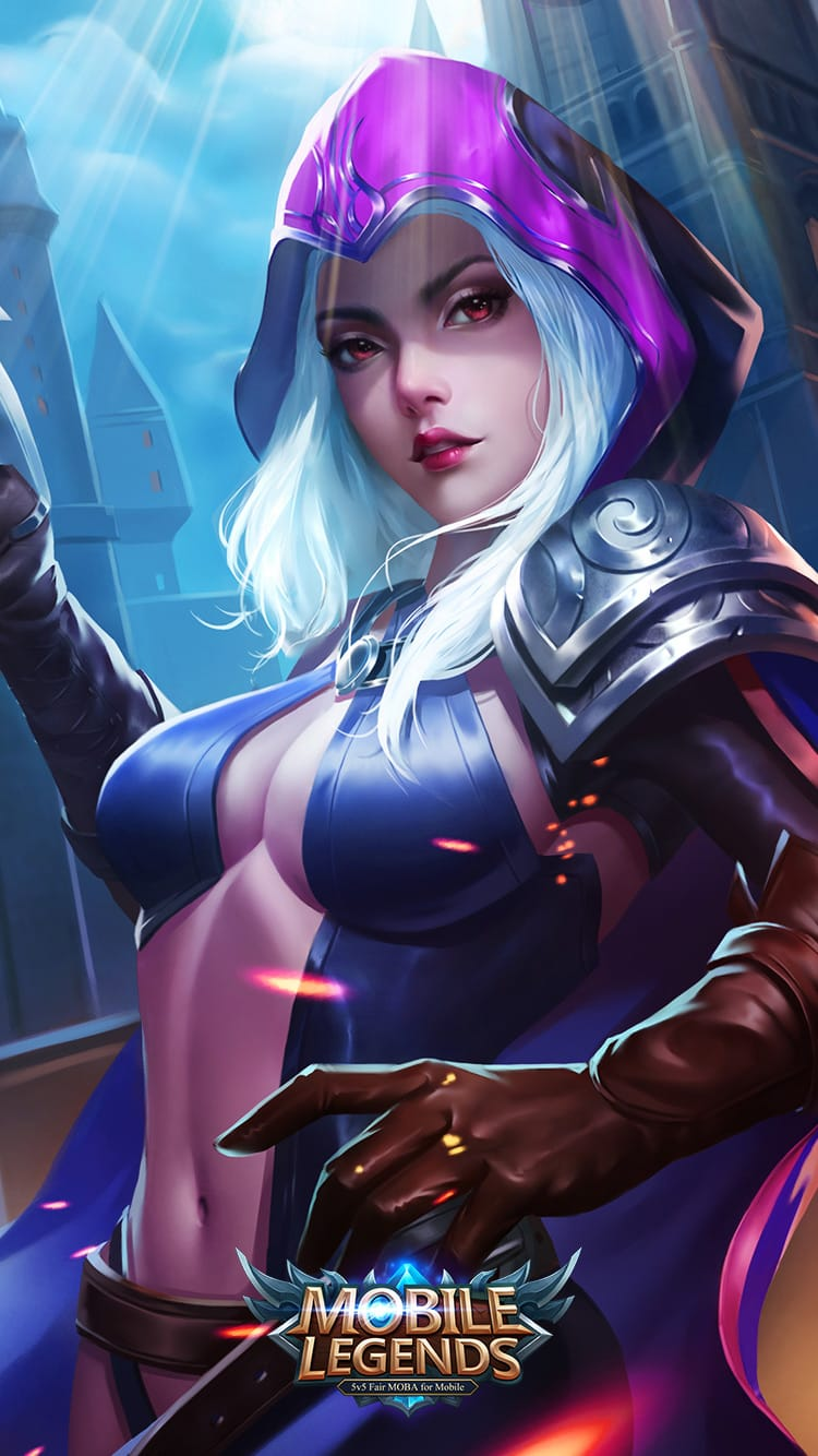 Top Wallpaper Mobile Legend Seksi Terbaru