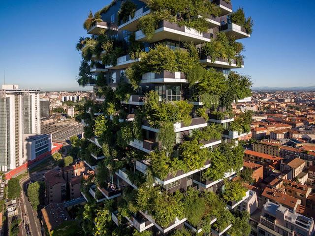 Vertical Forest Mediolan