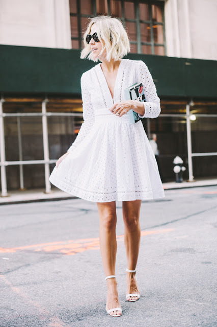 white-eyelet-short-dress