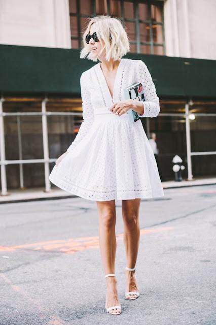 white-eyelet-short-dress