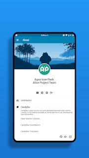 Agos – Icon Pack v2.5 Full APK
