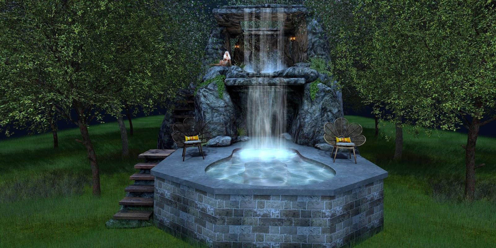 My Own Waterfall