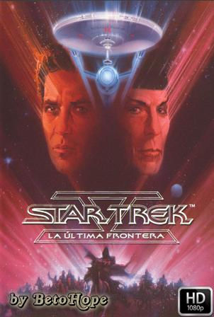 Star Trek 5 La Ultima Frontera [1080p] [Latino-Ingles] [MEGA]