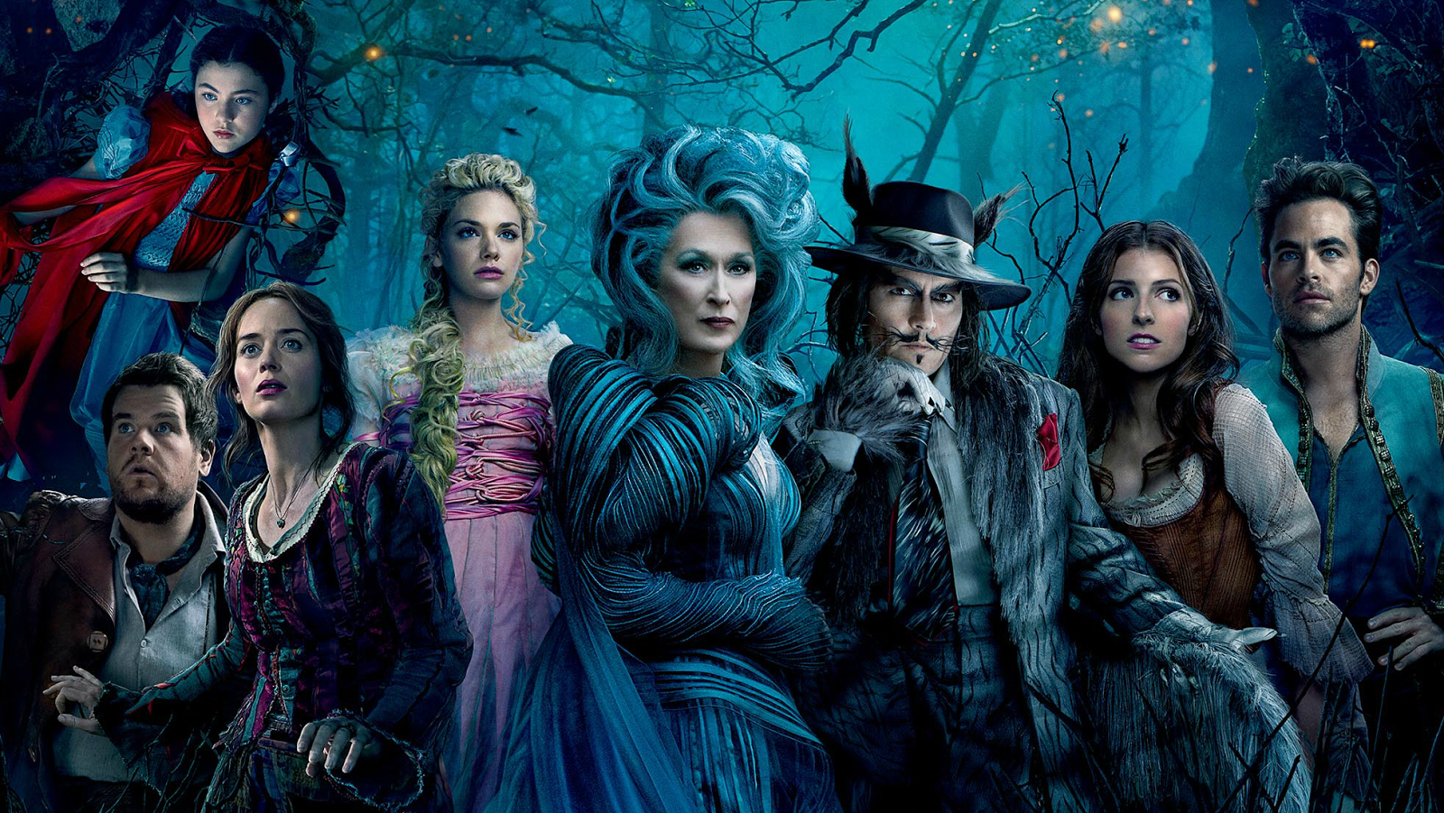 Movie Review Into The Woods 2014 Eclectic Pop