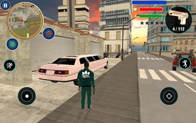 لعبة Real Gangster Crime مهكرة كاملة للأندرويد (اخر اصدار)