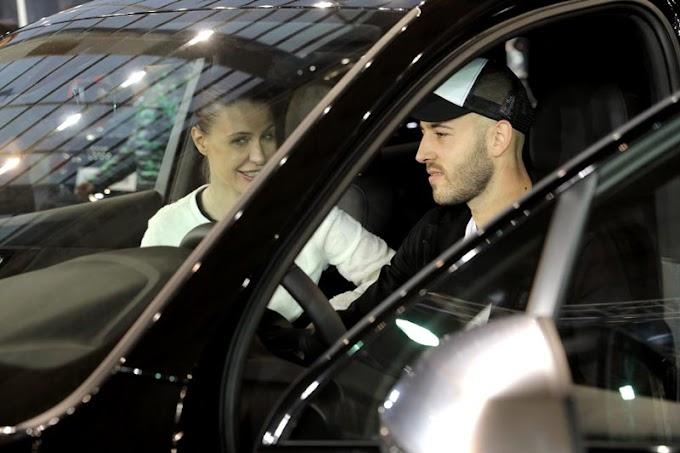 U vožnji sa Nemom Miletićem! (VIDEO)
