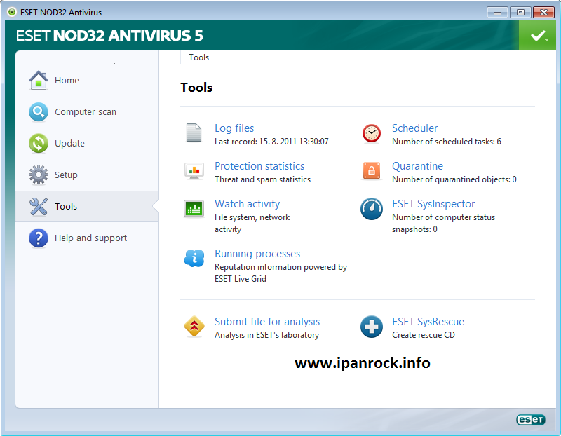 Free Download ESET NOD32 Antivirus 5.0.95 Full + Serial ...