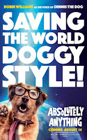 Absolutely Anything Poster Robin Williams 2
