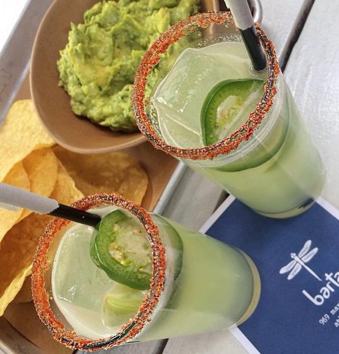 CT Cocktails: Humo y Fuego at Bar Taco in Westport, Stamford