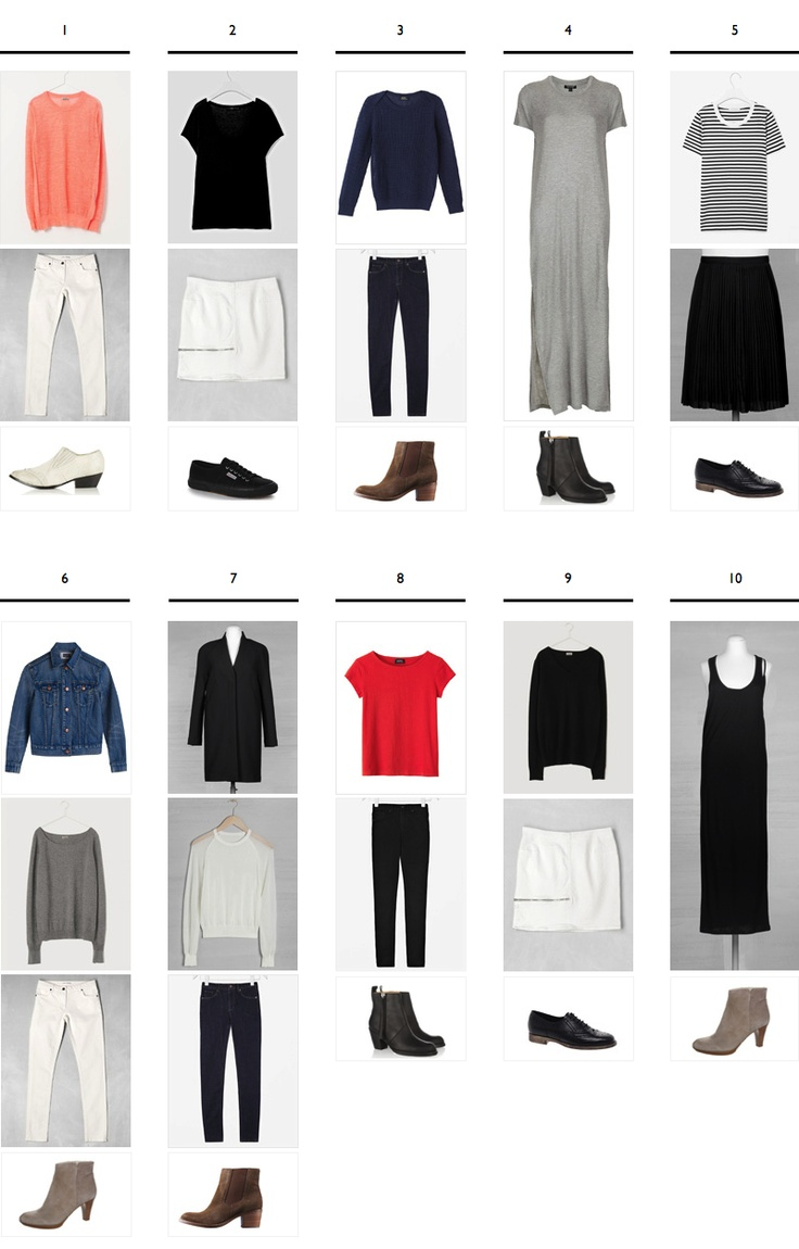 Dressing My Truth Blog: Why The Capsule Wardrobe Will