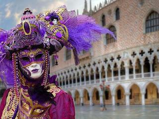 Carnevale di Venezia sfilata