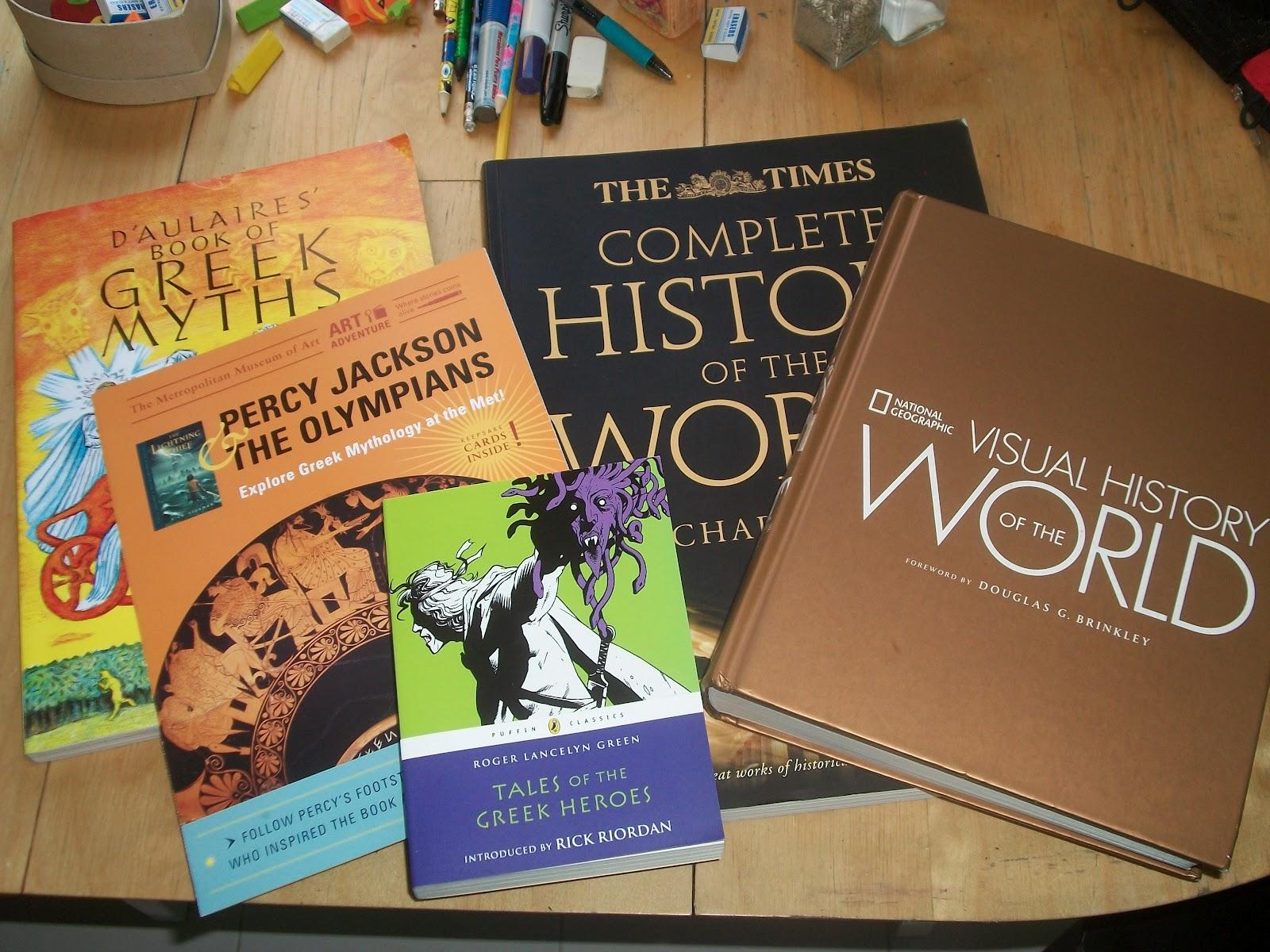 Mr Donn Greek Myths Free Worksheet Word Scramble