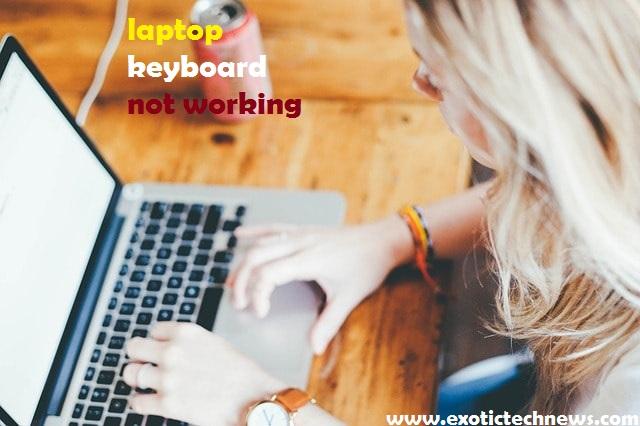 100% Working) FIX: If laptop keyboard not working
