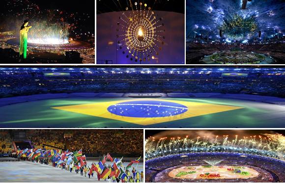 Encerramento Olimpíadas Rio 2016