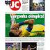 Confira as manchetes dos principais jornais do país nesta segunda-feira, 08 de agosto de 2016