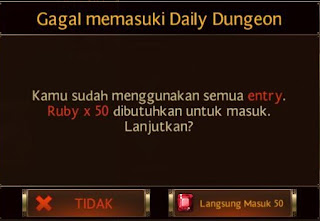 Get More Elements on Daily Dungeon 2