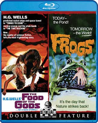 Frogs 1972 BluRay Hindi 300MB Dual Audio 480p Watch Online Full Movie Download bolly4u