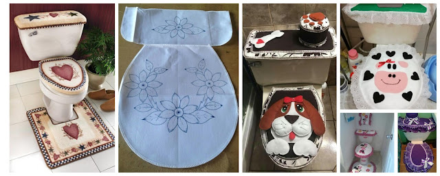 Cómo-coser-fundas-juego-baño