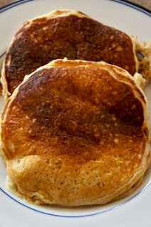 Buttermilk Pancakes: Savory Sweet and Satisfying