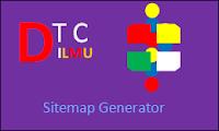 Sitemap dan Robot Generator pada Blogger