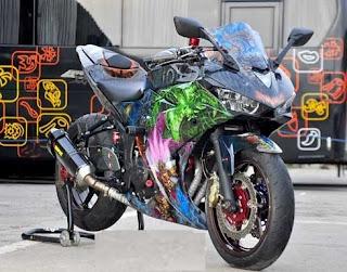 modifikasi r25 motogp