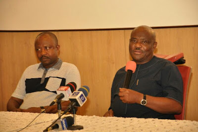 Ikoyi $43m: Rivers State Govt claims ownership. Gives FG 7days ultimatum to return the funds they claim was diverted by Amaechi