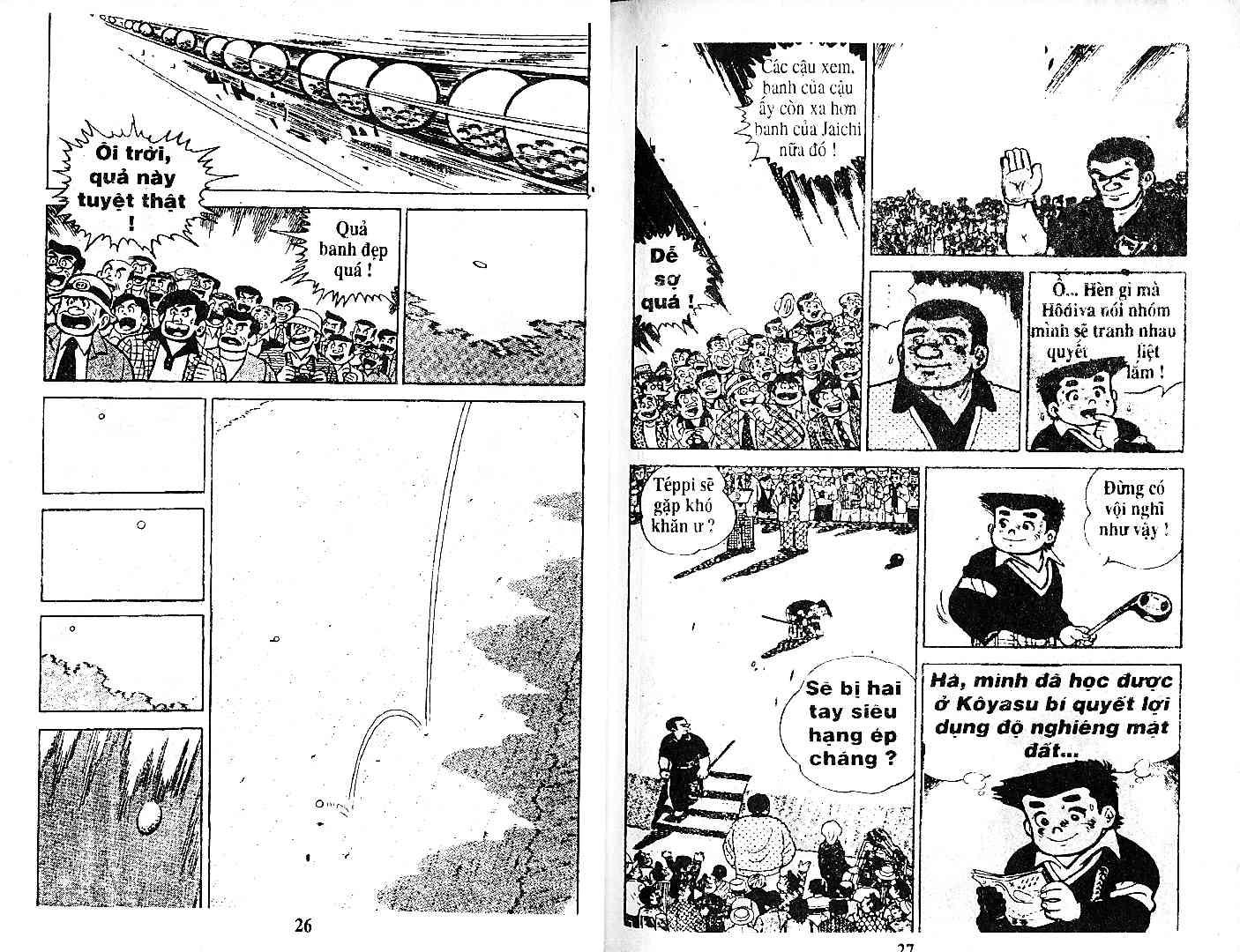 Ashita Tenki ni Naare chapter 28 trang 12