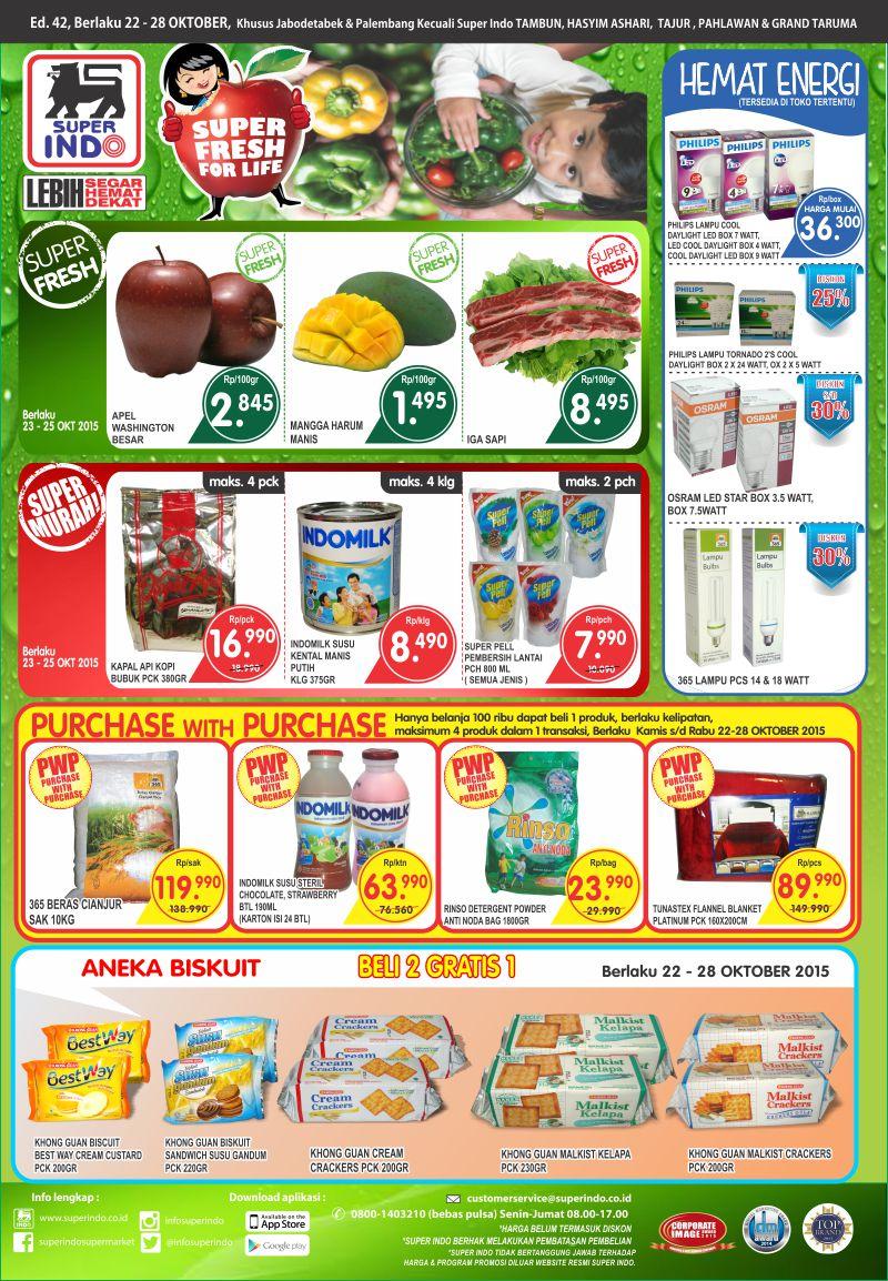 Katalog Harga dan Katalog Promo Superindo