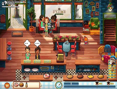 لعبة سوبر نادلة Super Waitress