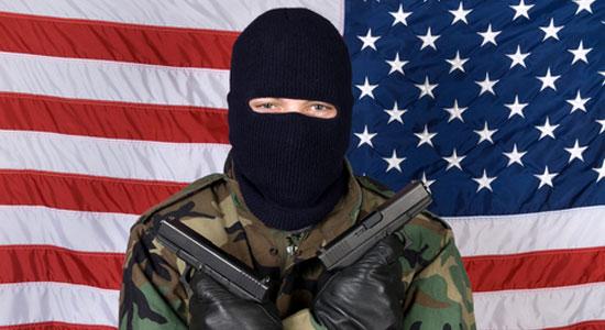 terorisme di amerika bukan muslim