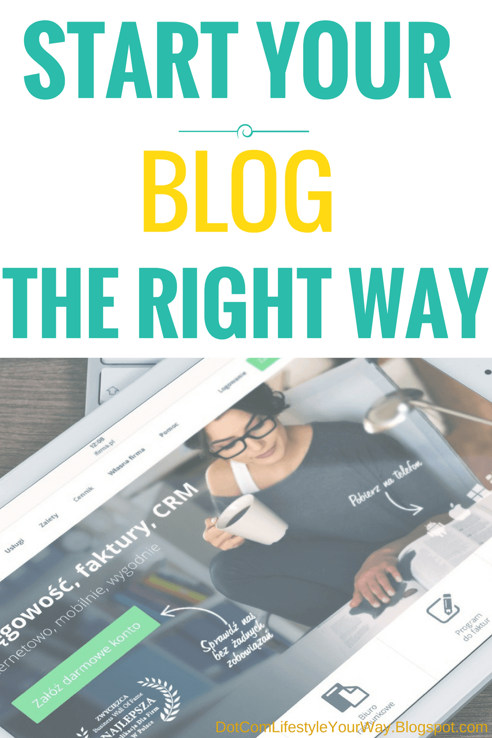 Use this tutorial to start your blog or website the right way.There's a ton of information, so go ahead and bookmark and pin for for later. Happy blogging and the best of luck to you and your business! Feel free to come again for more helpful tips to continue growing your business.
